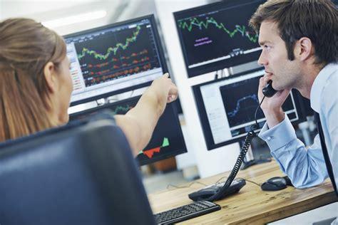 stock broker salary range career stint