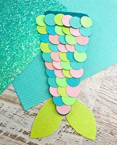 Easy, Mermaid, Tail, Craft
