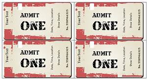 6 ticket templates for word to design your own free tickets With concert ticket template free download
