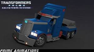 Transformers Prime Ultra Magnus - Vehicle Mode by 4894938 ...