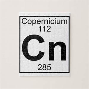 Element 112 - Cn - Copernicium (Full) Puzzles | Zazzle