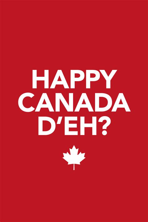 Happy Canada Love Day