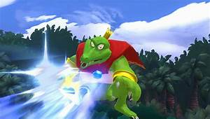 King K Rool Super Smash Bros WiiU Skin Mods