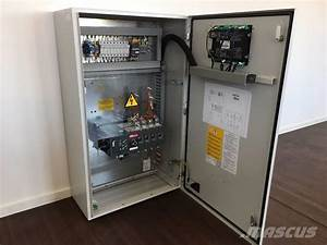 Used Ats Panel 400a - Max 275 Kva