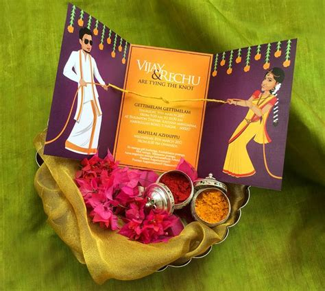 Off Beat Indian Wedding Invitation Ideas magicpin blog