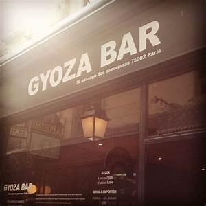 Gyoza Bar Paris : solo dining gyoza bar paris liquid marmalade ~ Voncanada.com Idées de Décoration