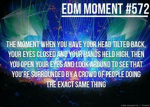 EDM moments | R... Girl Dj Quotes