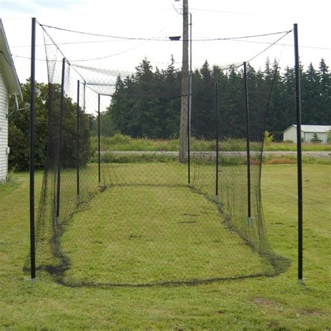 Baseball Batting Cages, Batting Cage Frame, Indoor Batting