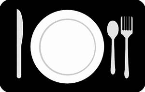 Dinner Table Setting Clipart | Clipart Panda - Free ...