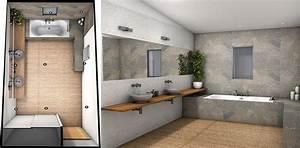 Moderniser Une Salle De Bain : d co salle de bain nature zen exemples d 39 am nagements ~ Zukunftsfamilie.com Idées de Décoration