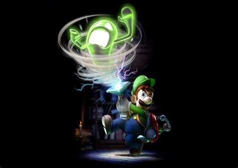 Miyamoto Luigis Mansion Wasnt Inspired By Ghostbusters