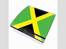 Jamaican Flag by Flags DecalGirl