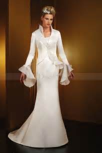 second marriage wedding dresses wedding dresses for brides 2nd marriage second marriages with sleeves