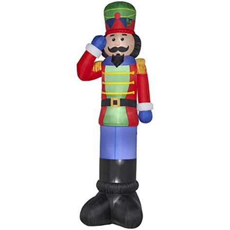 nutcracker soldier decorations outdoor inflatables - Nutcracker Inflatable Christmas Decoration