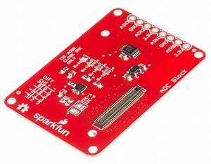 Sparkfun Blocks For Intel U00ae Edison - Adc V20