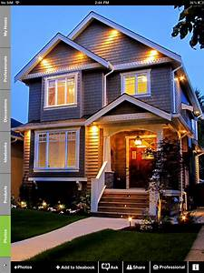 suburban house Home is where the heart is! Pinterest