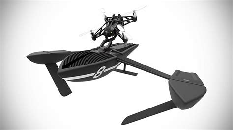 parrot unveiled   minidrones including drone powered