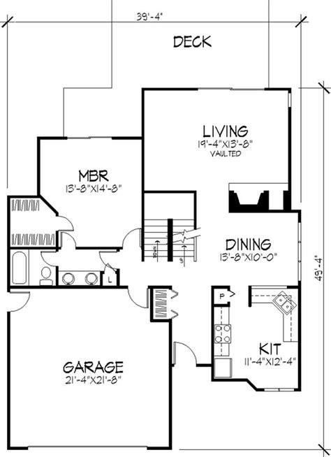modern   story house plans home design ls