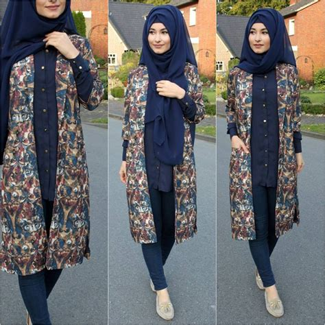 hijab moderne en images  hijab fashion  chic style