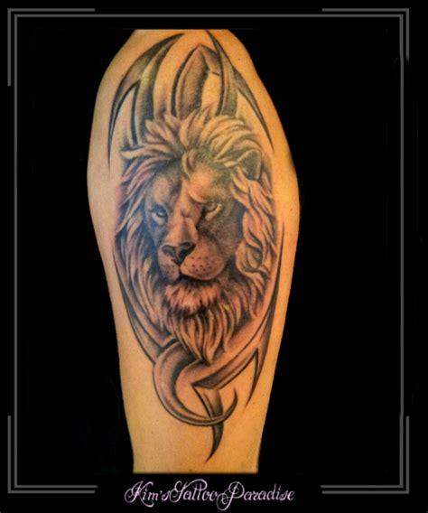 leeuw kims tattoo paradise