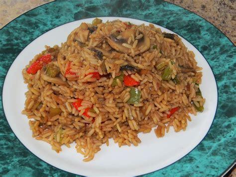 oignon blanc cuisine cuisine chic et simple riz chinois au four