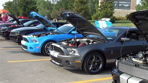 modern muscle car show georgie porgies row 1 youtube