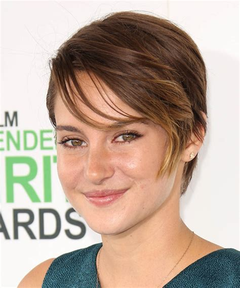 hair styling for shailene woodley casual hairstyle with side 4680