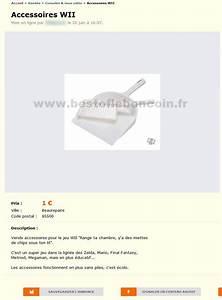 Bon Coin Pays De La Loire : accessoires wii consoles jeux vid o pays de la loire best of le bon coin ~ Gottalentnigeria.com Avis de Voitures