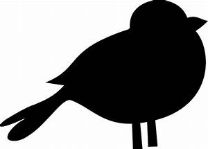 Little Black Bird Clip Art at Clker.com - vector clip art ...