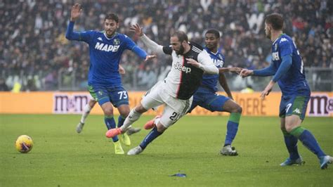 Sassuolo vs Juventus Preview: How to Watch on TV, Live ...