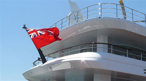 Why Are Boat Flags Red by Why The Red Ensign Still Rules The Waves Yachting News
