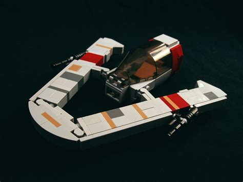 Redesigning Star Wars' Coolest Vehicles (using Lego