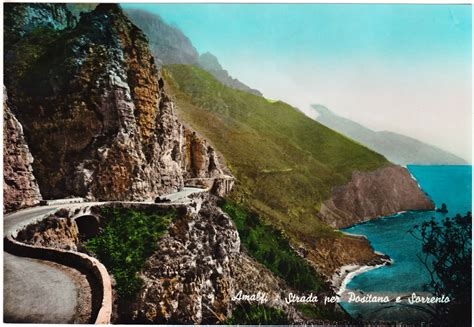 Papergreat 8 Stupendo Vintage Postcards Of Italy