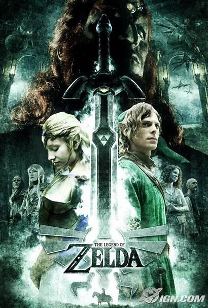 Zelda Legend Ago Trailer Movies Ign Should