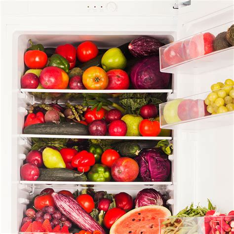 cuisine okay 6 top tips for a safe and efficient fridge refrigerator