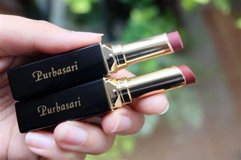 Harga Lipstik Purbasari Asli deretan lipstik lokal dengan harga dibawah rp100 000