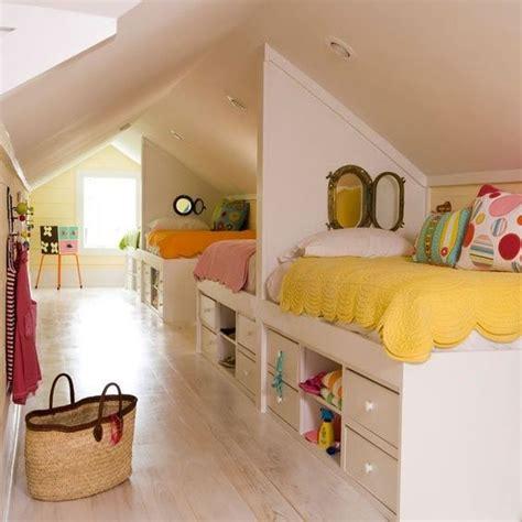 chambre do chambre enfant 31 idées de chambres sous les combles