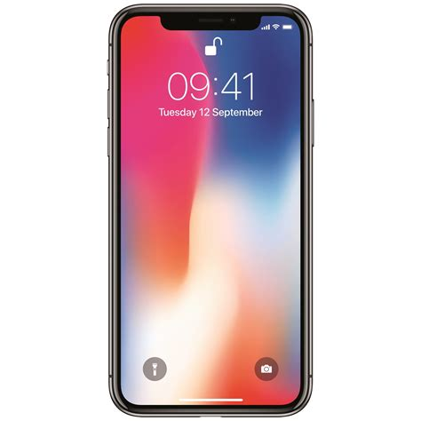 Telefon mobil Apple iPhone X, 64GB, 4G, Space Grey eMAGro