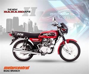 Now Available    New Kawasaki Barako 175