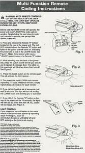 Stanley Garage Door Opener And Gate Operator Securecode