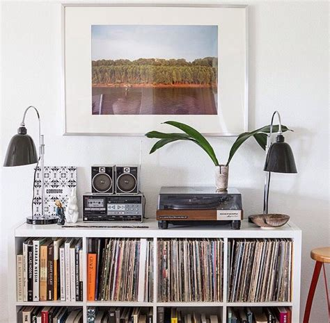 Living Room Station by Record Player Station Ideas More Library