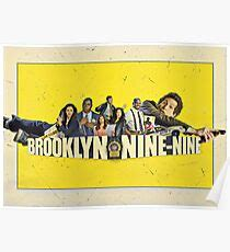 Shop affordable wall art to hang in dorms, bedrooms, offices, or anywhere blank walls aren't welcome. Brooklyn Nine: Posters | Redbubble
