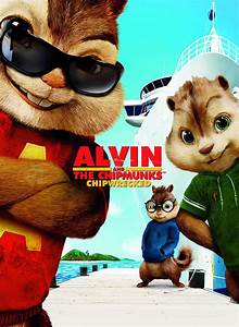 Six New ALVIN AND THE CHIPMUNKS: CHIP-WRECKED Posters ...