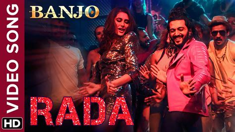 rada official song banjo riteish deshmukh