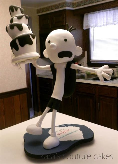 sculpted greg  wimpy kid  craftsy
