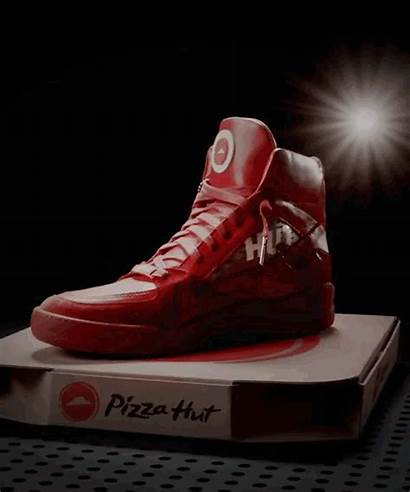 Order Shoes Pizza Hut Pizzas Tops Designboom