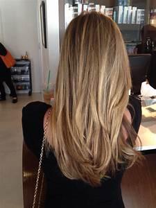 20 beautiful Blonde balayage hair Color Ideas - trendy