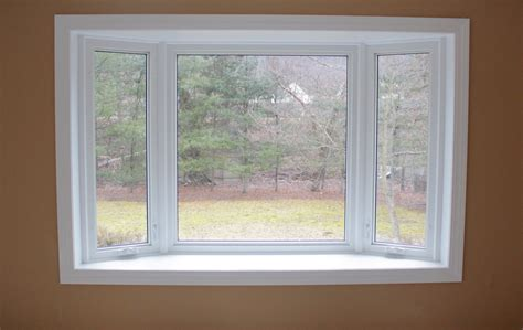 home interior window design bay window pics with simple white wooden window frames and
