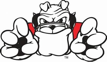 Clipart Georgia Bulldogs Bulldog University 2644 Clip