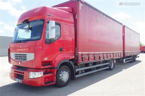 camion remorque doccasion renault trucks renault